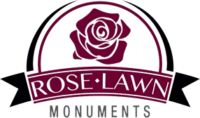 Rose Lawn Monuments Logo